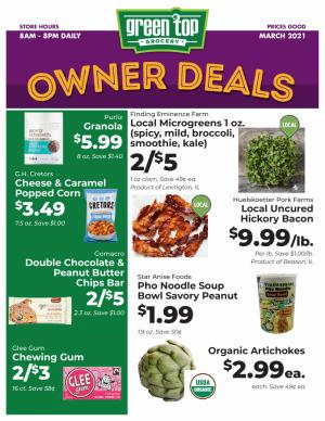 Owner Deals